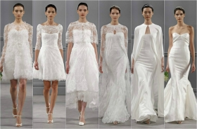 "Madų šou ""New York Bridal Week 2013/2014"""